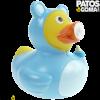 Pato de goma bebe niño