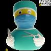 pato de goma cirujano 2