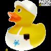 pato de goma pintor 3
