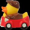 pato de goma conductor 3