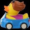 pato de goma conductora 3