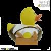 pato de goma carpintero 2