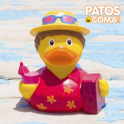 pato vacaciones de verano